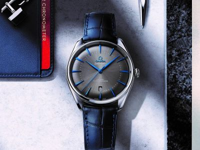 OMEGA Seamaster Exclusive UAE Limited Edition Timepiece