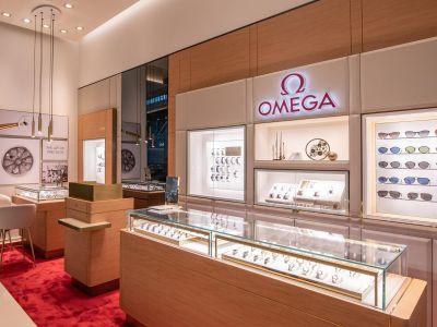 OMEGA Opens Its Latest Boutique At City Centre Al Zahia