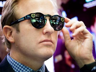 Facebook, Apple And Niantic Bet People Are Ready For Augmented-Reality Glasses