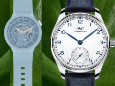 2021 The Year Watchmaking Truly Goes Green