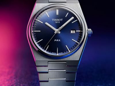 An Uncompromising Essential - Tissot PRX