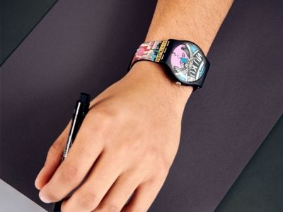 Swatch And MoMa Collaborate To Launch Special Edition Watches