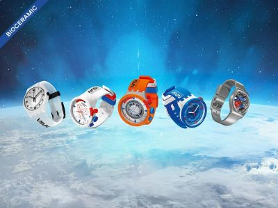 SWATCH Reaches For The Stars With The New Space Collection NASA