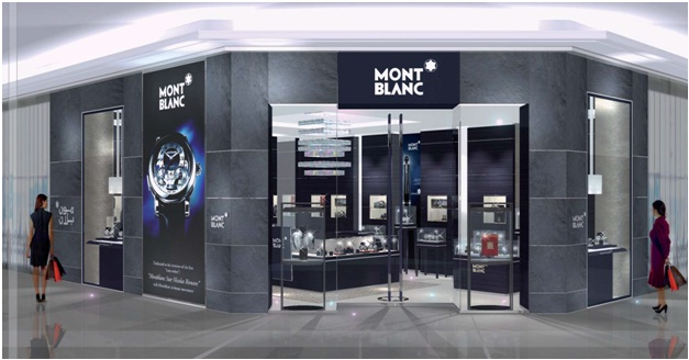 montblanc opens new sharjah boutique rivoli group luxury. Black Bedroom Furniture Sets. Home Design Ideas